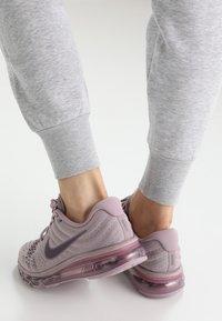 Kappa - TAIMA - Pantalones deportivos - grey melange - 3