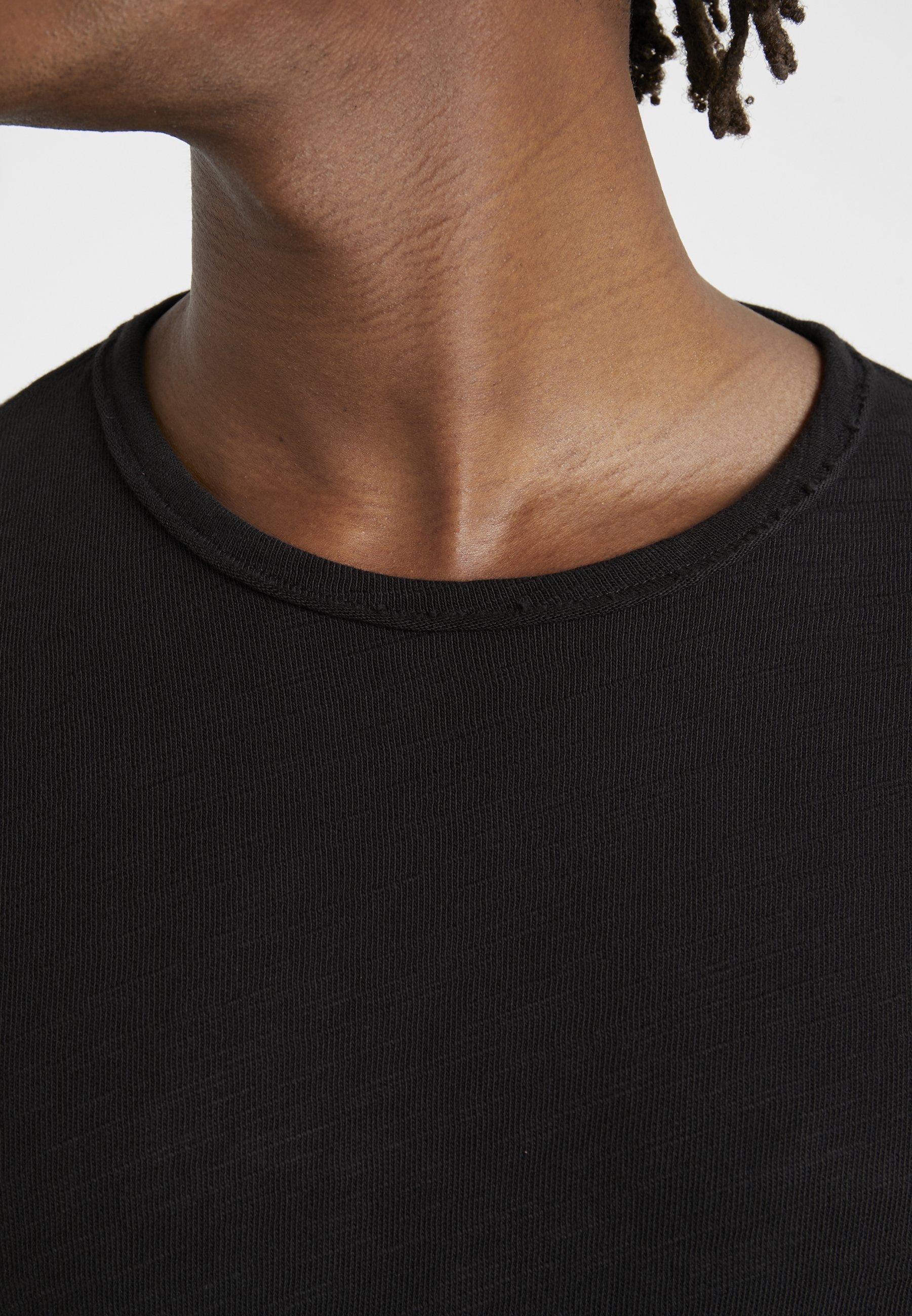 Rag & Bone Classic Tee - T-shirt Basic Black