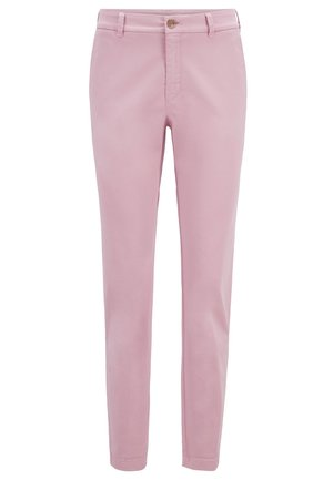 SACHINI 5-D - Chinos - light purple