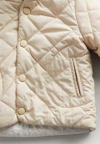 Mango - SAMY - Winter jacket - ecru - 2