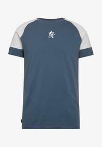 Gym King - CORE PLUS  - Camiseta estampada - bearing sea - 3