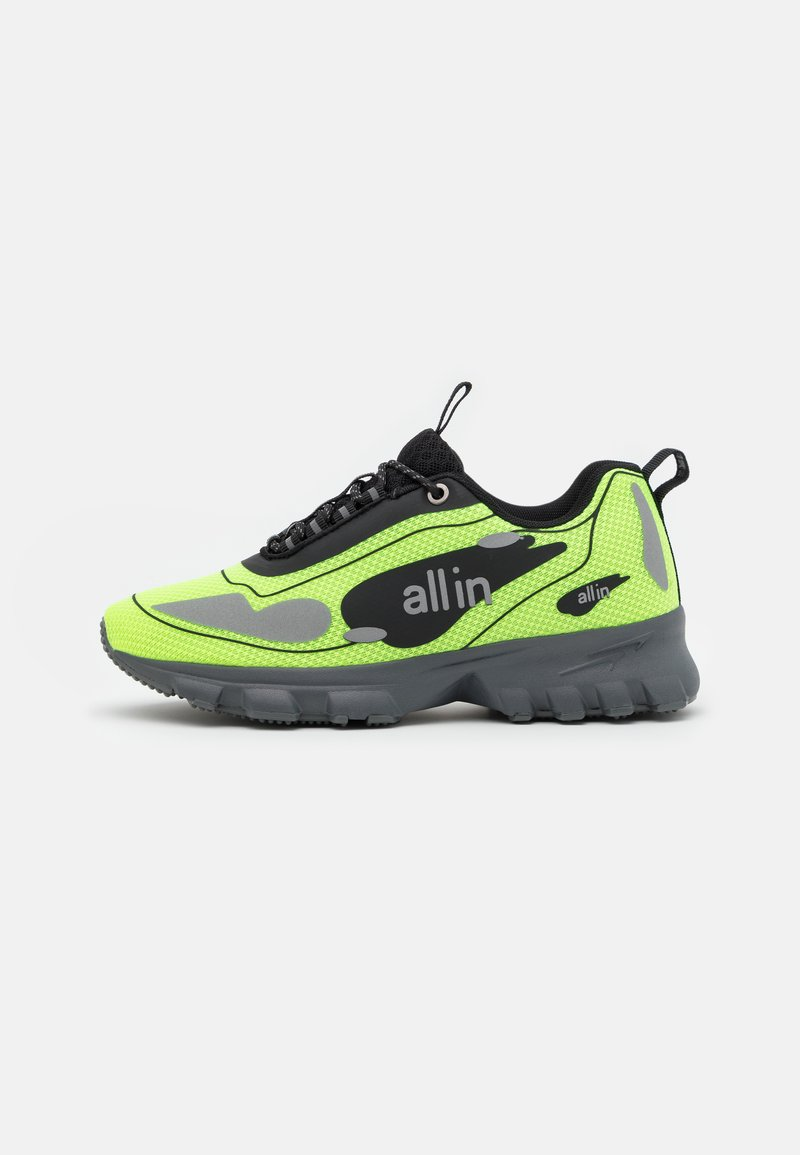 all in - ASTRO UNISEX - Trainers - yellow