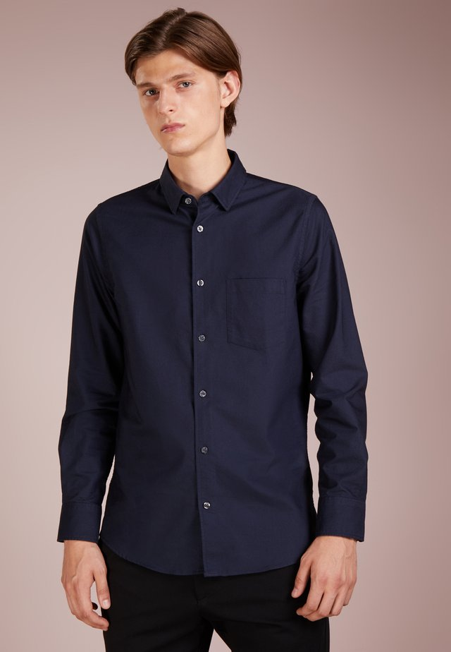 TIM OXFORD - Chemise - navy