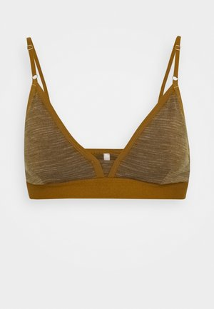 SIREN BRA - Sports bra - curry