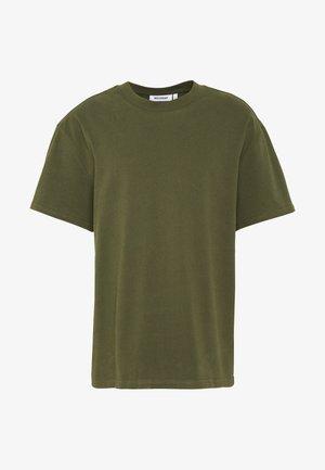 UNISEX GREAT - T-shirts basic - khaki green
