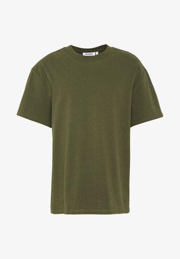 UNISEX GREAT - T-shirt - bas - khaki green