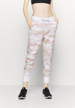 DRY GET FIT 7/8 - Jogginghose - white