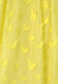 Charabia - Maxi skirt - straw yellow - 2