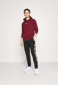 Hollister Co. - Sweatshirt - burgundy - 1