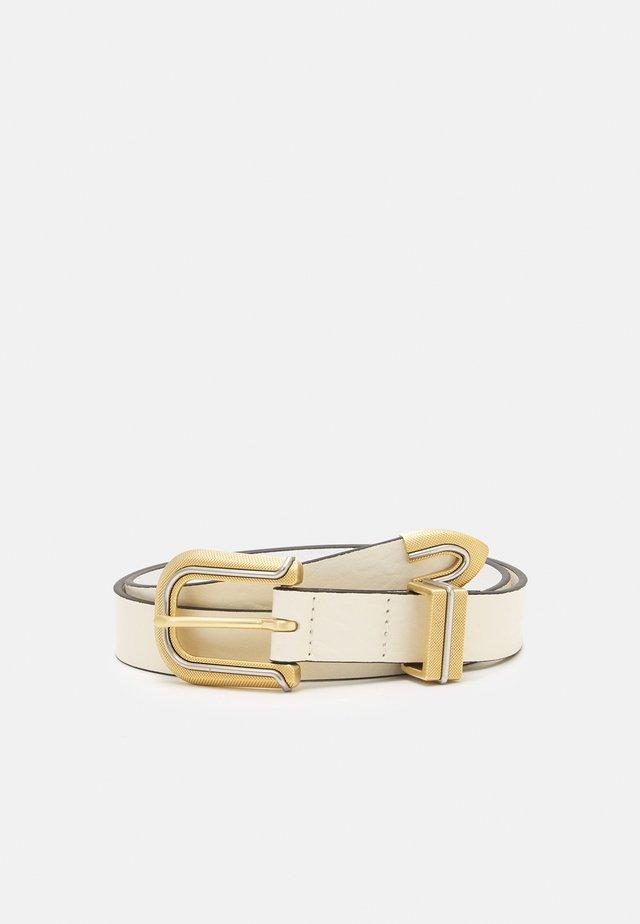 BELT - Belt - antique white