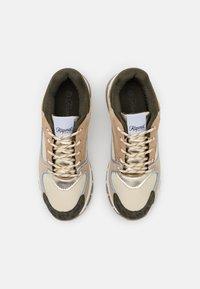 Kaporal - DEEJAY - Sneakersy niskie - beige/multicolor - 5