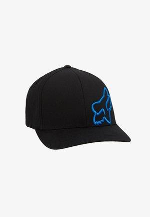 FLEX 45 FLEXFIT HAT UNISEX - Cap - black/blue