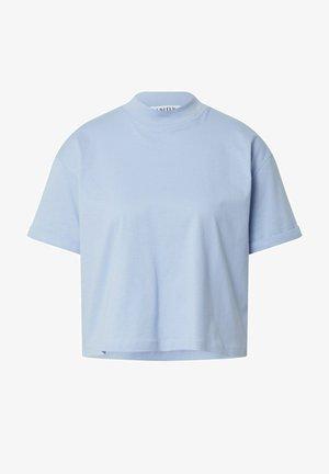 LOUNA - Print T-shirt - blau