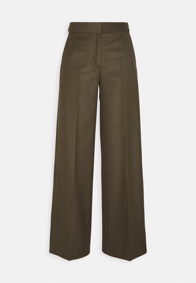 Won Hundred - Trousers - teak melange