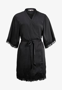 Anna Field - Dressing gown - black - 5
