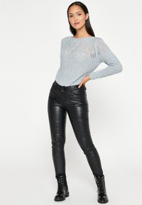 LolaLiza - Trousers - black - 1