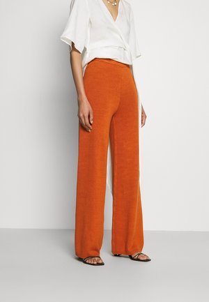 SHAUNA PANT - Trousers - spice