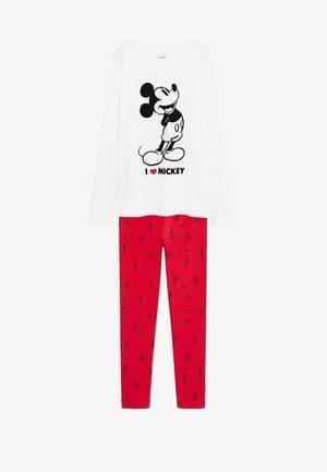 Pyjama set - červená