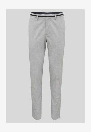 Spodnie garniturowe - light grey