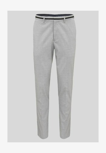 Suit trousers - light grey