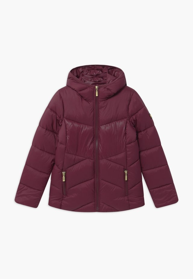 GIRLS LYDDEN QUILT - Winter jacket - port