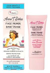 the Balm - ANNE T. DOTES PRIMER (CLEAN & GREEN) - Primer - clear - 0