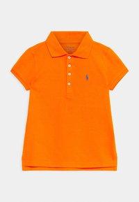 sailing orange/colby blue