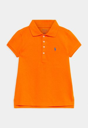 Polo - sailing orange/colby blue