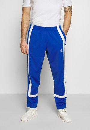 WARMUP - Verryttelyhousut - blue/white