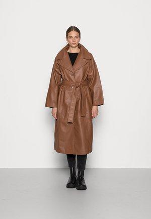 OLGA COAT - Abrigo clásico - beige