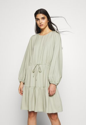 PRALENZA ELISSA DRESS - Day dress - jade green