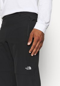 The North Face - QUEST PANT - Friluftsbyxor - black - 4