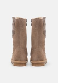 Friboo - LEATHER - Boots - taupe - 2