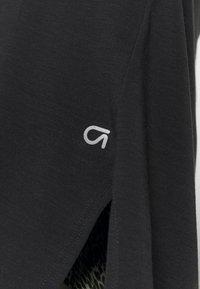 GAP - BREATHE - Long sleeved top - true black - 4