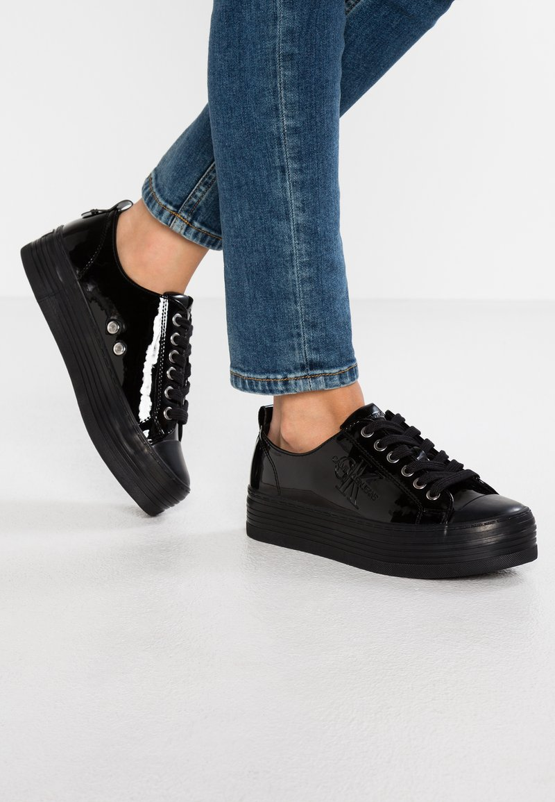 Calvin Klein Jeans - ZOLAH - Trainers - black