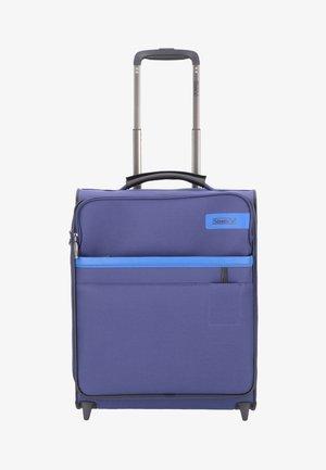 STRATIC LIGHT  - Wheeled suitcase - navy