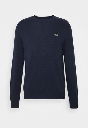 Sweter - marine