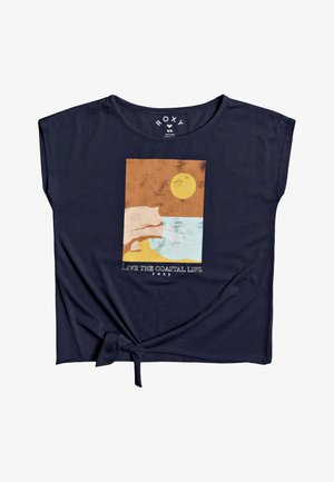 PURA PLAYA A  - Top - mood indigo