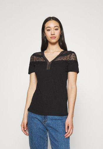 DIETER - T-shirts - noir