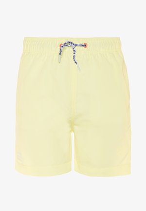 GUIDO - Swimming shorts - sorbet lemon
