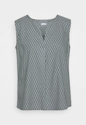 PRINTED - Bluse - olive khaki