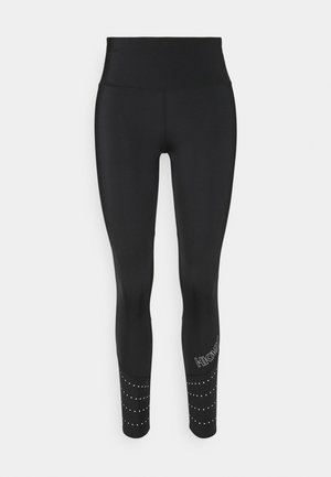 RUN BABY RUN  - Leggings - black