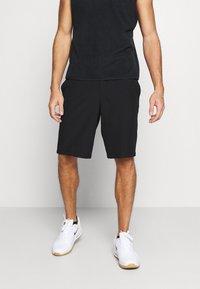 Nike Golf - FLEX HYBRID - Sportovní kraťasy - black - 0