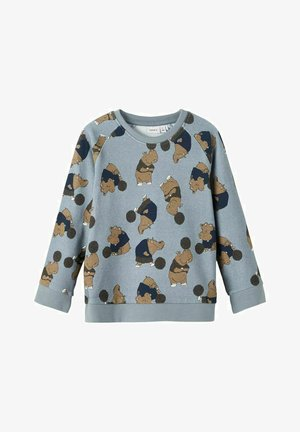 ALLOVER - Sweatshirt - trooper