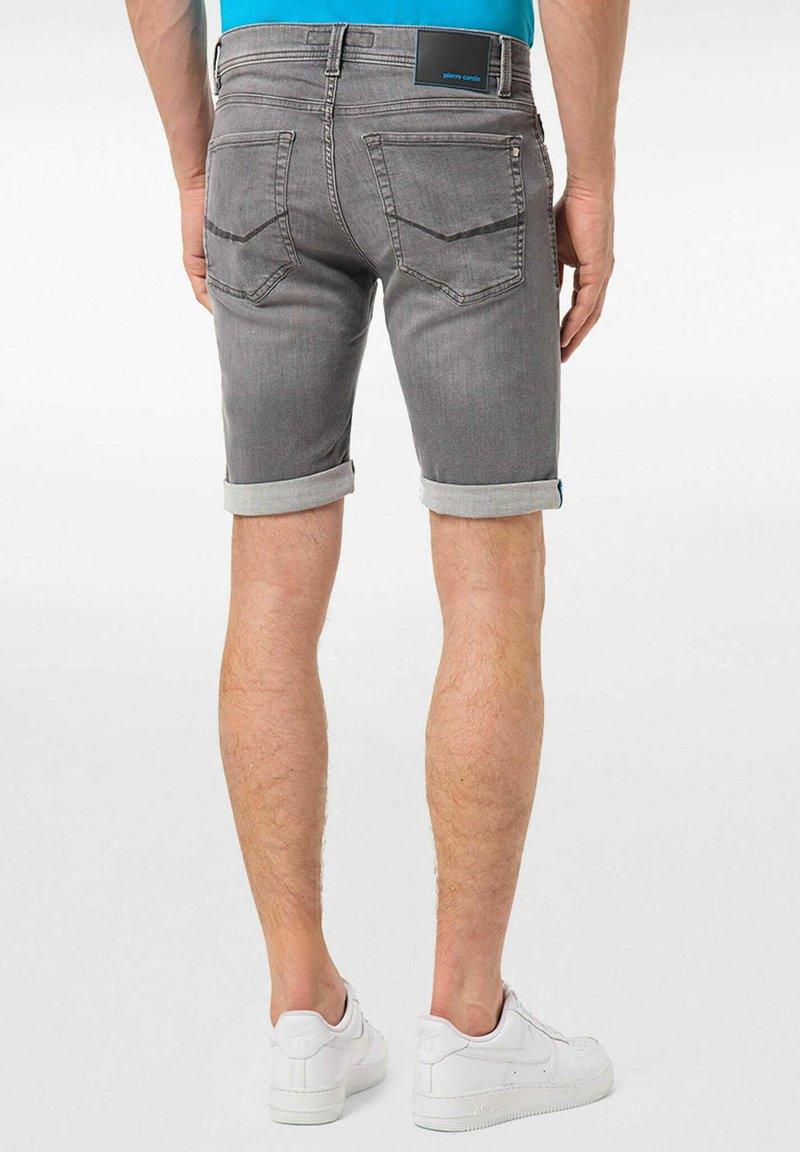 Pierre Cardin - LYON - Shorts - grau