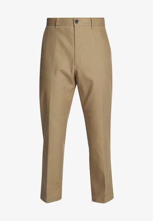 JOSH TROUSERS - Trousers - camel