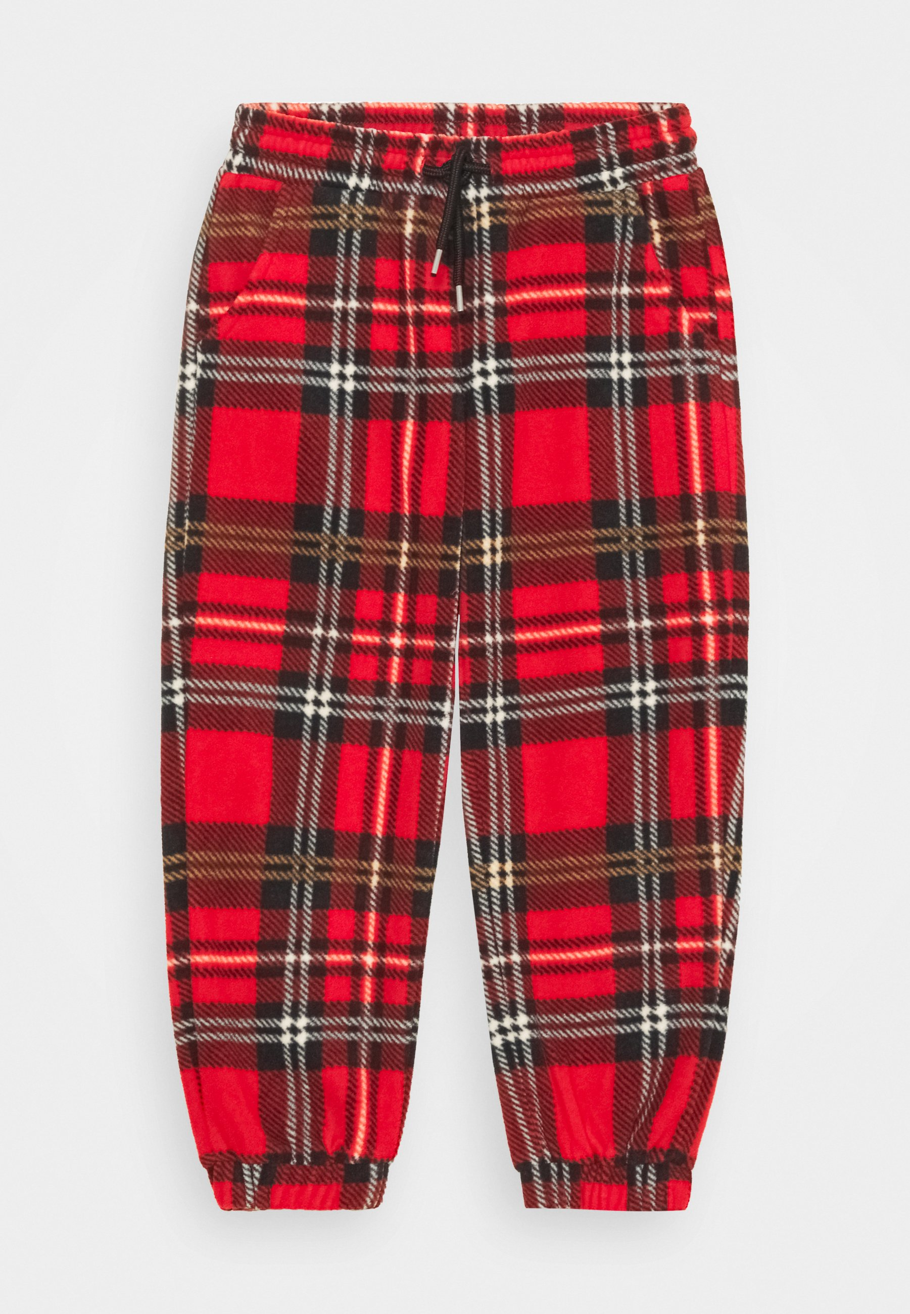 Kids BABY CHECK TROUSERS UNISEX - Trousers