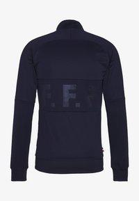 Nike Performance - FRANKREICH FFF - Landslagströjor - blackened blue/university red - 1