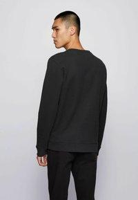 BOSS - WEEVO - Sweatshirt - black - 2