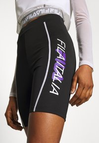 Fila - CYCLING TIGHT - Shorts - black - 3